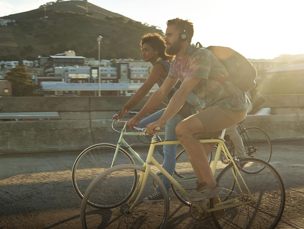 Social aspects of bikes (P.2)
