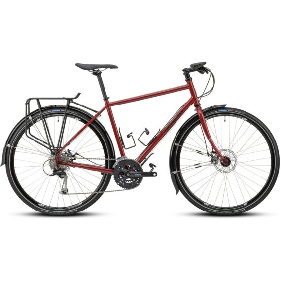 genesis bikes tour de fer flat bar commute tourer