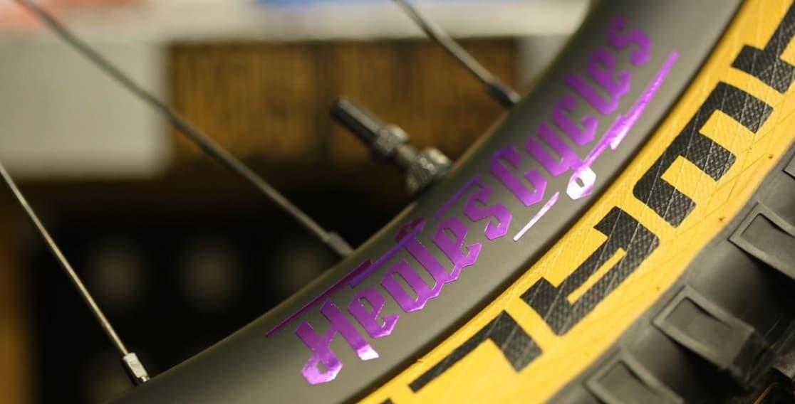 Heales Wheels Custom